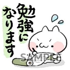 和ぬこ「勉強になります」